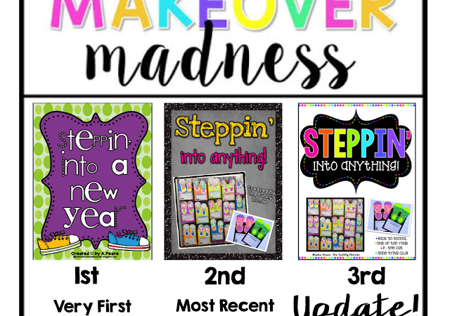 TPT Seller Challenge~ Makeover Madness!